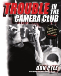 Trouble in the Camera Club