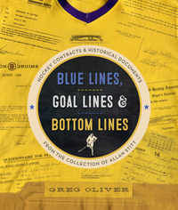 Blue Lines, Goal Lines & Bottom Lines
